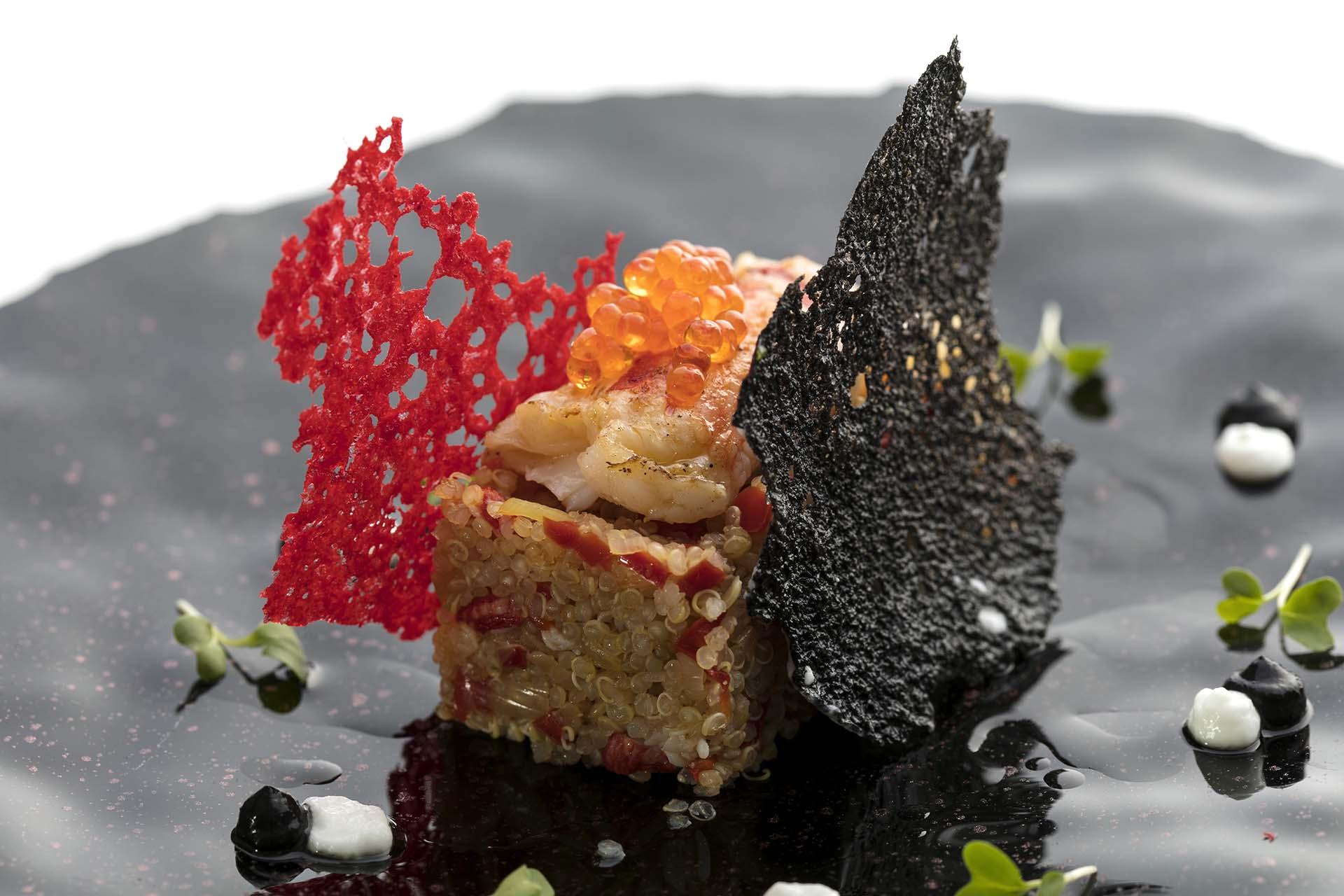 Cocina mediterránea con toques exóticos en Aduana, el nuevo restaurante del Gran Meliá Fénix