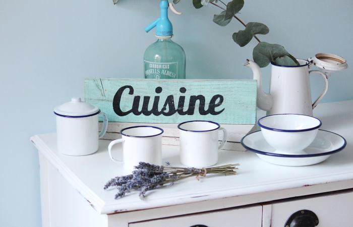 La cocina vintage, protagonista en Moda Shopping