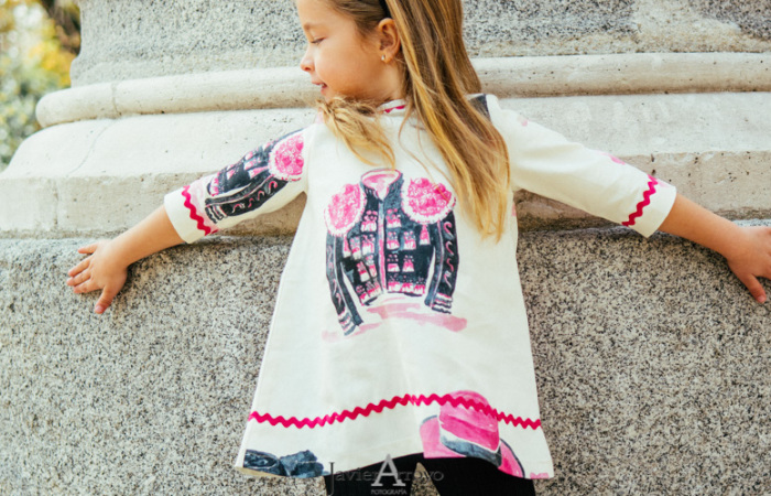 Baby Dress: lo nuevo de Basmala