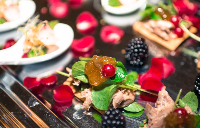 Gastronomía + arte = planazo
