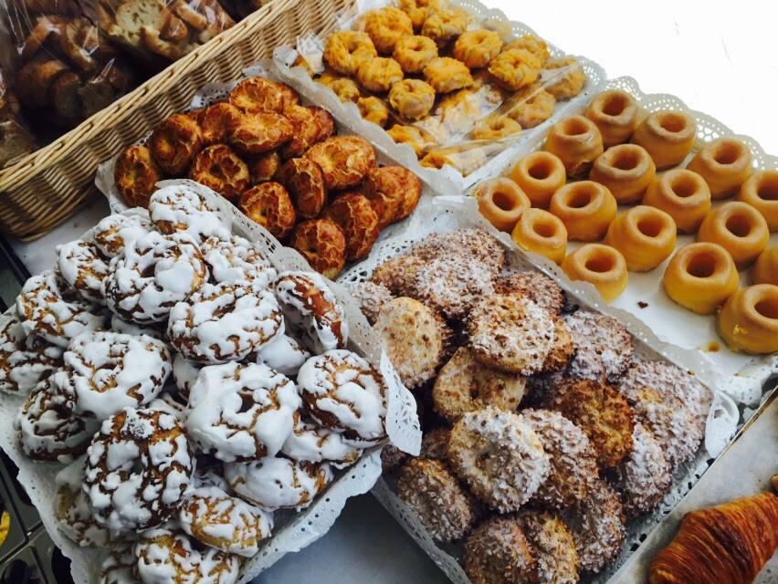 Resultado de imagen de rosquillas san isidro
