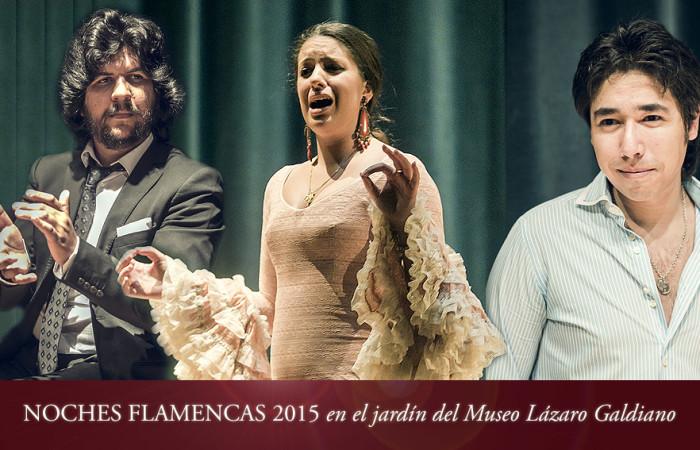 Madrid se pone flamenco en el Lázaro Galdiano