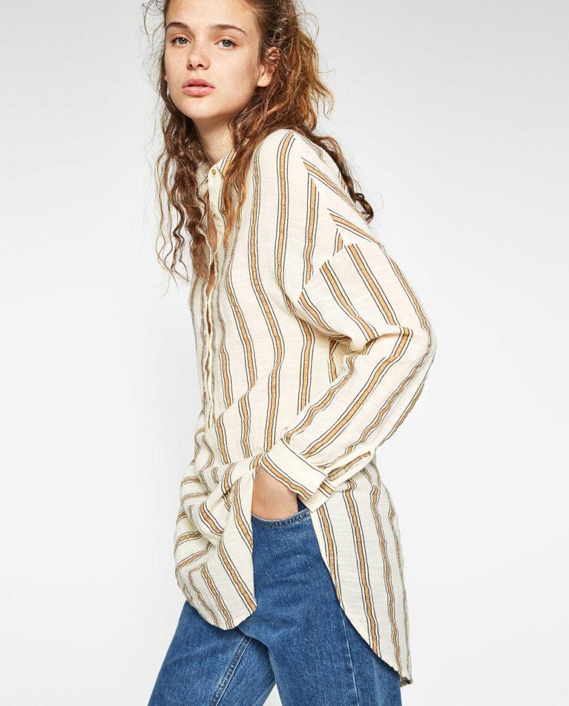 Camisa de Zara | Madrid a tu estilo