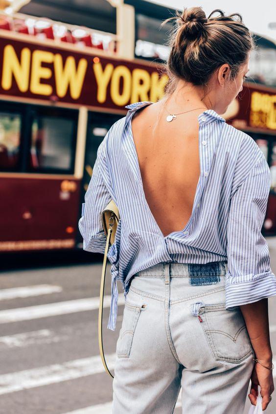 Tendencia backwards | Vía Pinterest