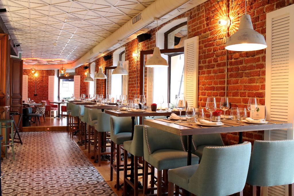 Restaurante Flavia Madrid a tu estilo