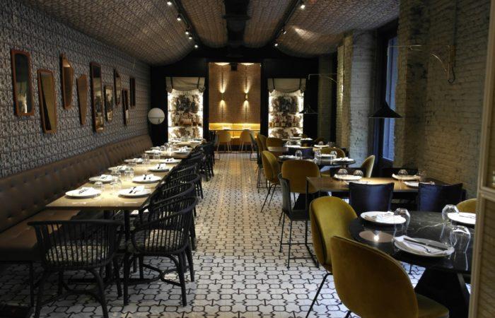 Random & Anónimo Club, primer aniversario en la elite gastro de Madrid