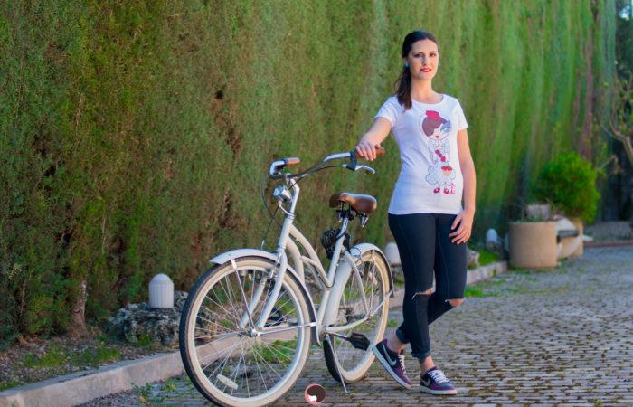 Chulapas en camiseta: la propuesta isidril de Claudia García