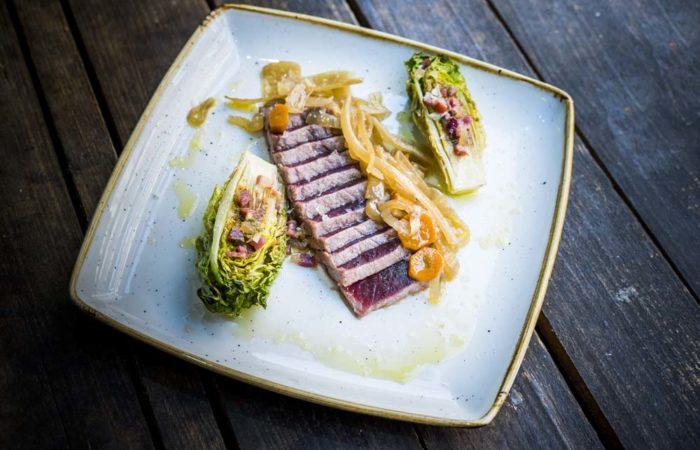 El mejor atún rojo se saborea en Madrid