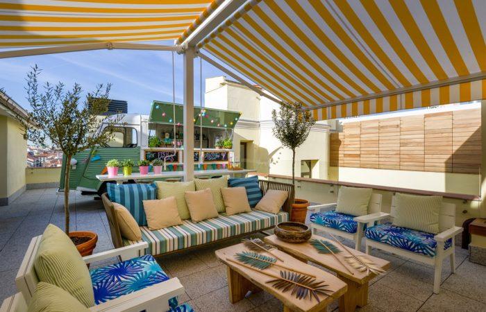 10 terrazas de Madrid para disfrutar del afterwork veraniego