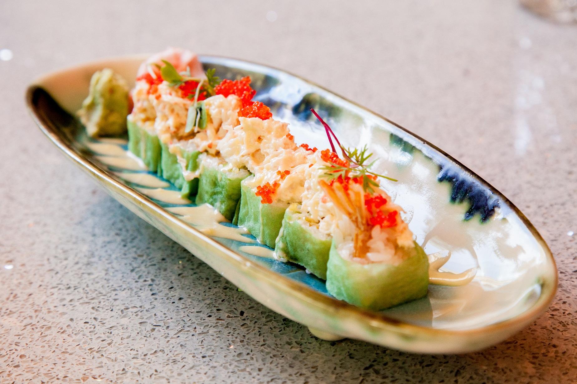 Cocina japo-fusion Madame Sushita Madrid a tu estilo