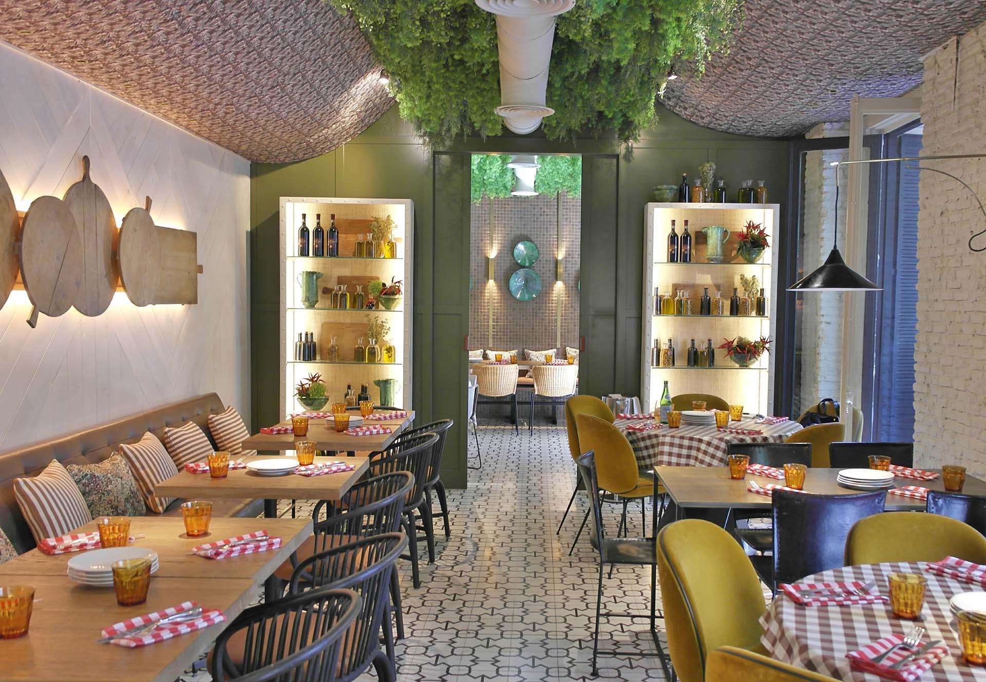 Fellina, el restaurante italiano en Madrid para pecar como en Roma