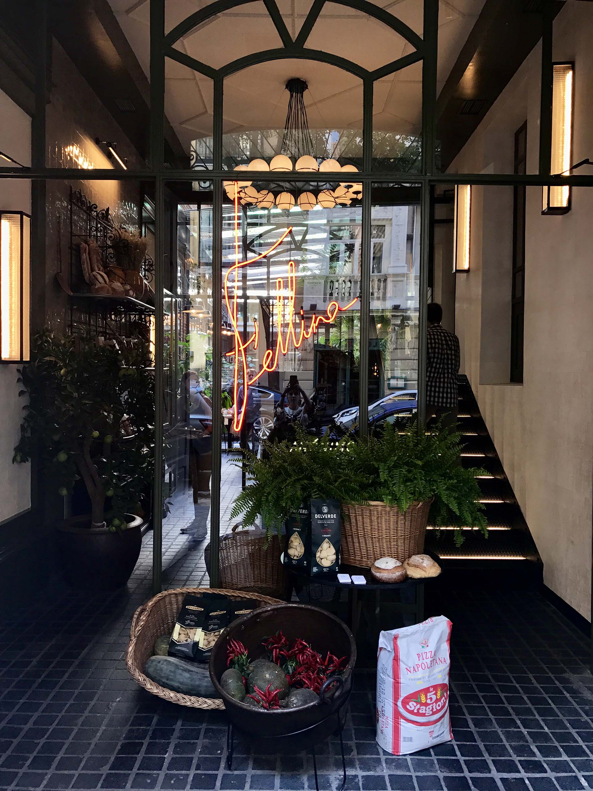 Fellina Restaurante italiano en Madrid | Madrid a tu estilo