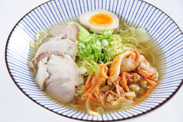 Kimchi Ramen - Ramen Shifu