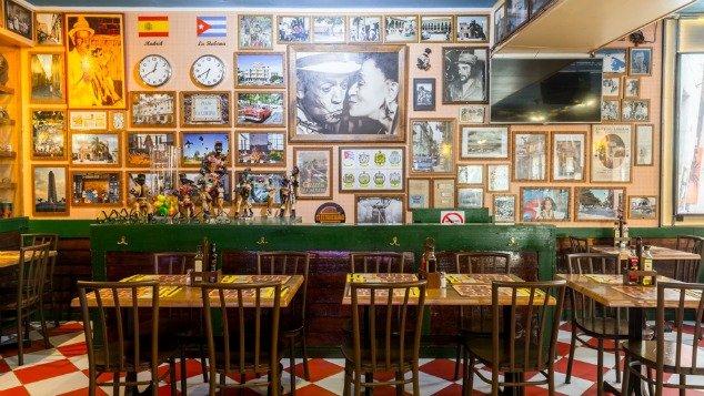 La Negra Tomasa restaurante cubano madrid