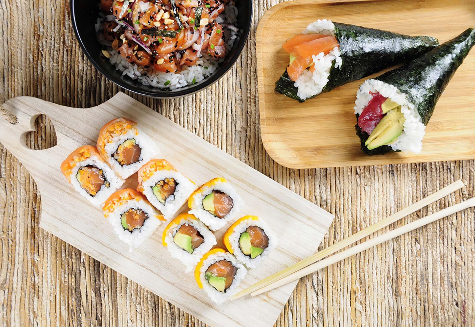 Go! Sushing: la vanguardia de la comida asiática a domicilio en Madrid