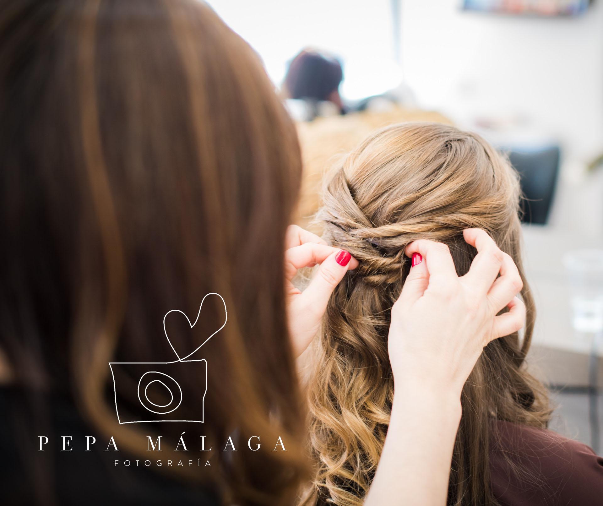 Comuniones Pepa Malaga Fotografia