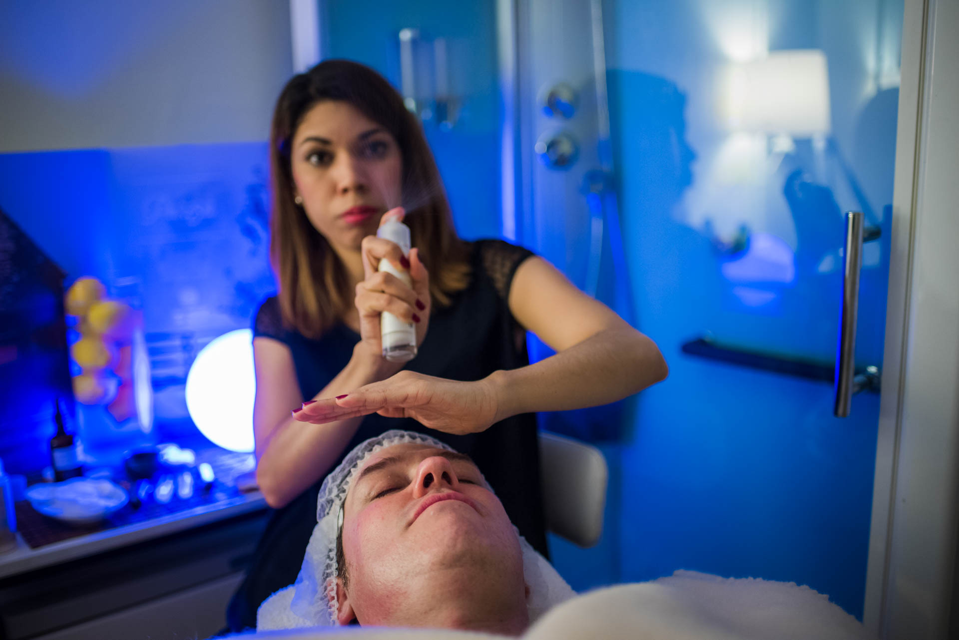 Bioterapia facial belleza masculina Purificacion Varas Madrid a tu estilo