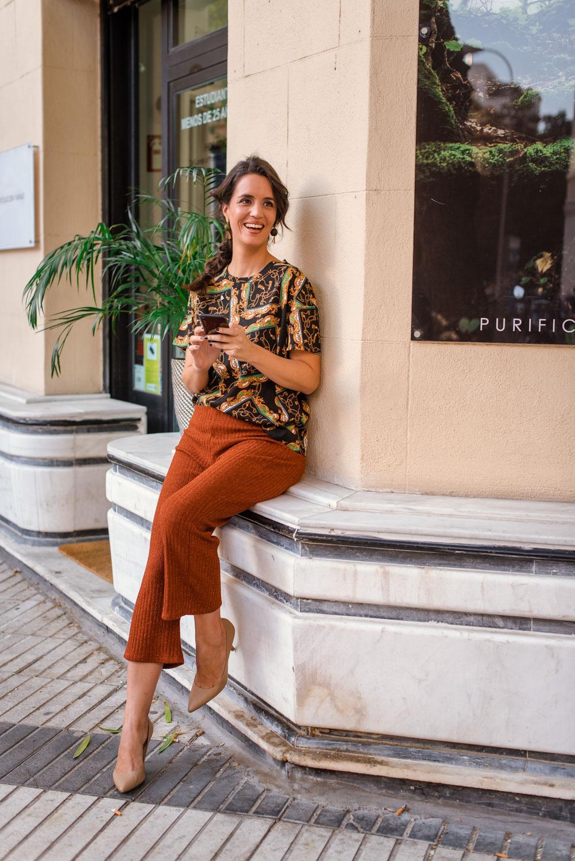5 looks para vivir el otoño en Madrid