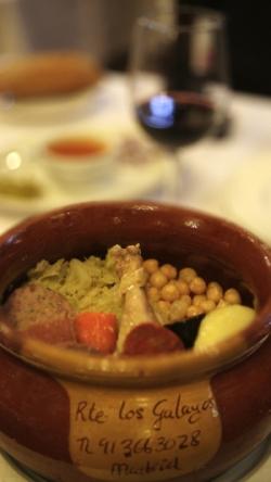 Los mejores cocidos de Madrid
