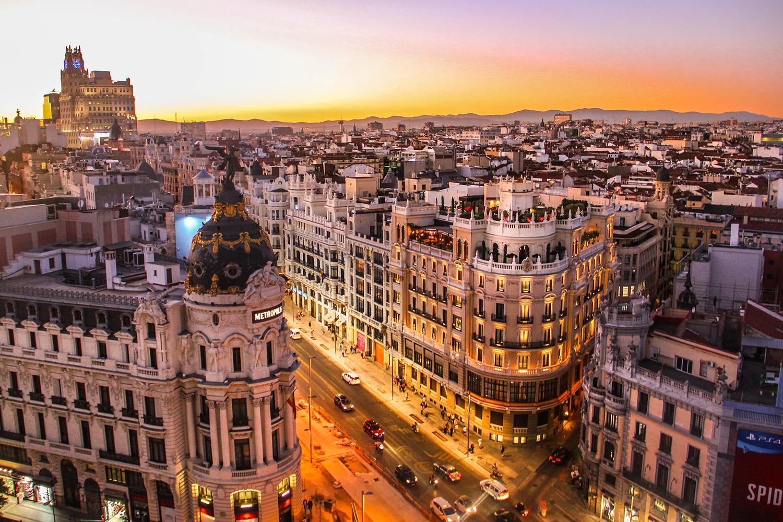 5 planes para el Puente de Diciembre en Madrid
