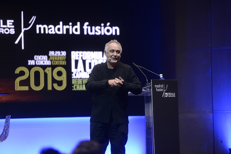 Madrid Fusión se reinventa en su XVII edición