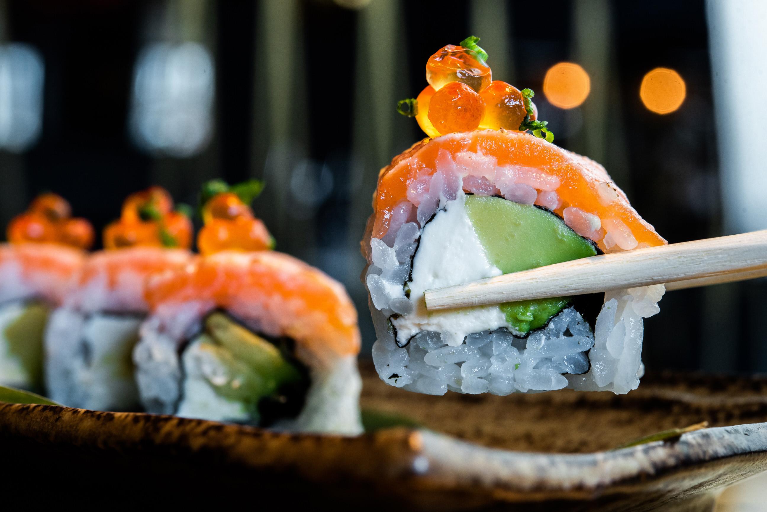 Amantes del sushi: hoy es vuestro día