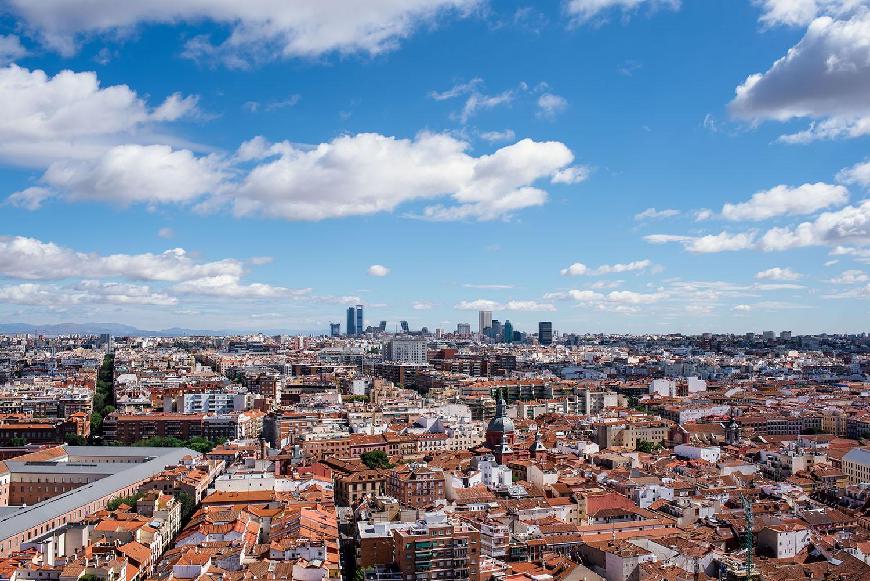 De Madrid al cielo… hay 117 metros