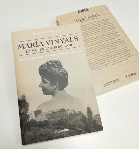 María Vinyals_La Mujer del Porvenir_Siete vidas bajo la sombra de un castillo