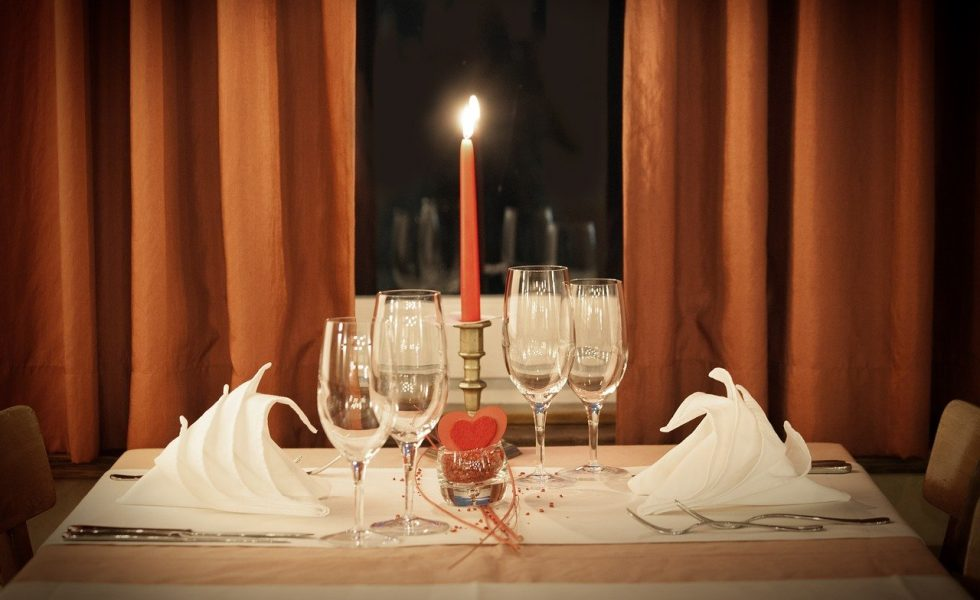 Restaurantes para celebrar el amor en San Valentín