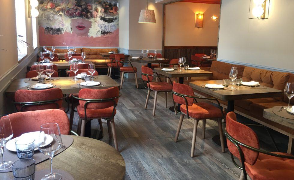 Lacabía lleva la cocina tradicional renovada a Chamberí