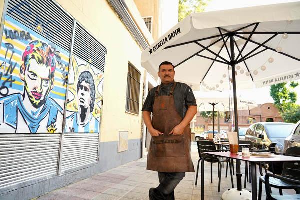 De Madrid a Argentina… ¿te vienes a Piantao?