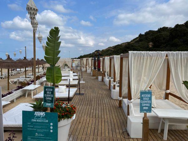 Atenas Playa Madrid a tu estilo